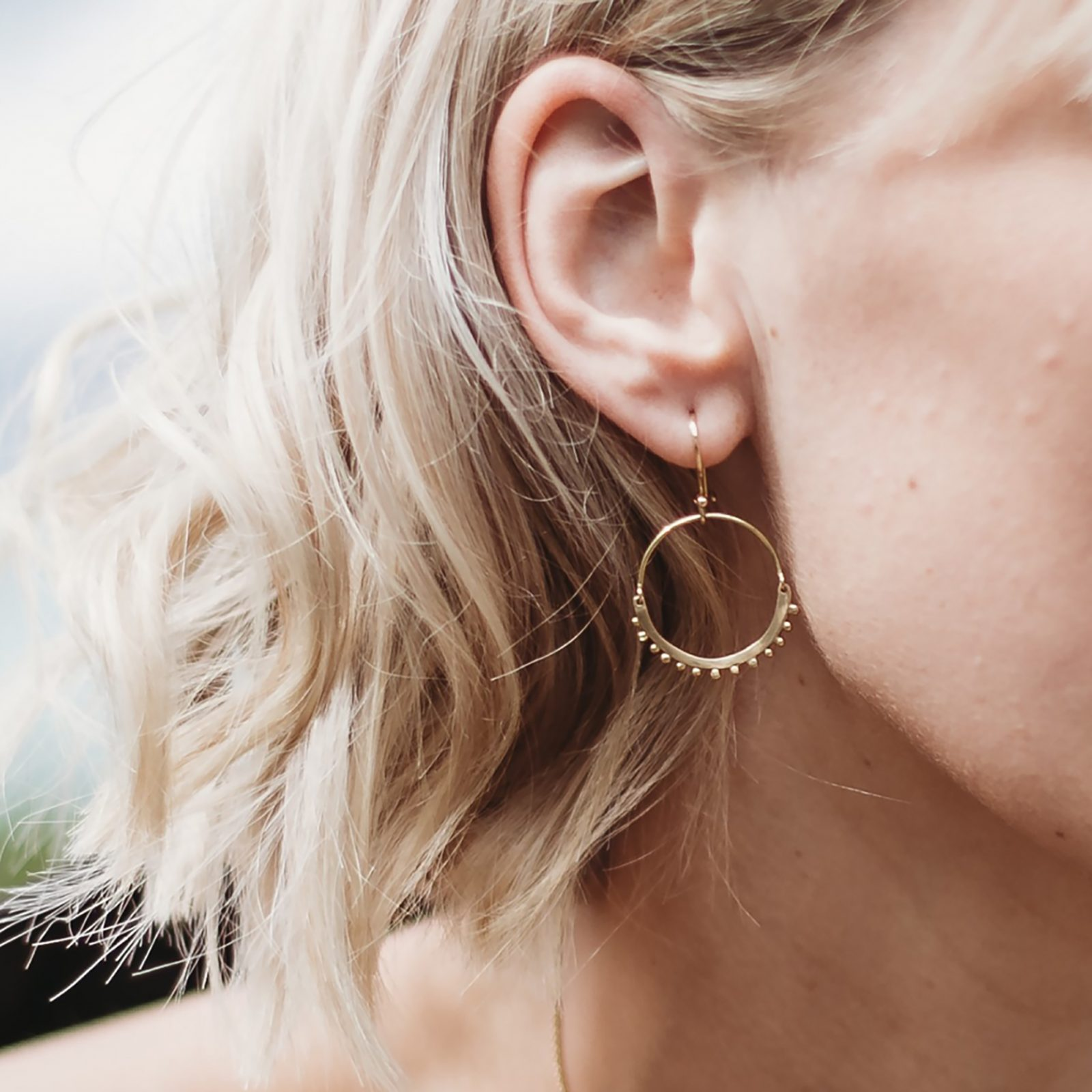 'Etrusca' Earrings