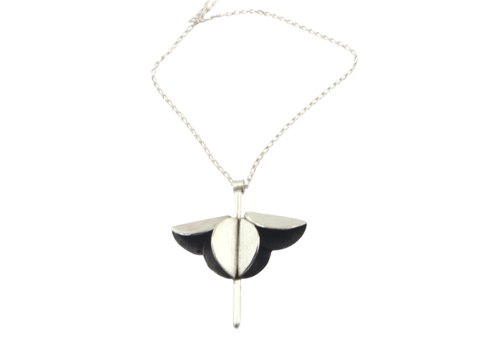 Wish I could Fly necklace